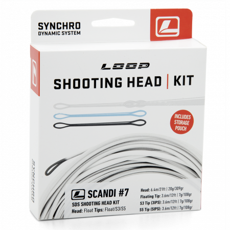 SDS Shooting Head Kits & Bits